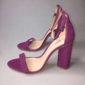 0b1cca89454 SCHUTZ Shoes - SCHUTZ Jeannine Platform Block Heel Sandals NEW